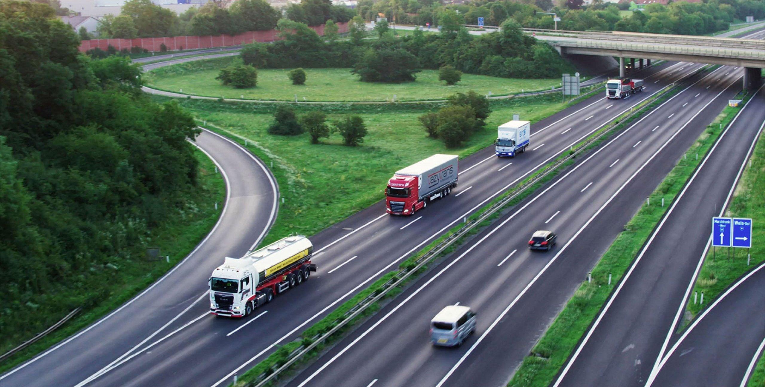 Transport- und Logistiklösungen auf höchstem Niveau
